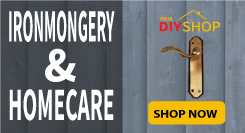 Door Handles, Hinges, Home Care and Much More!