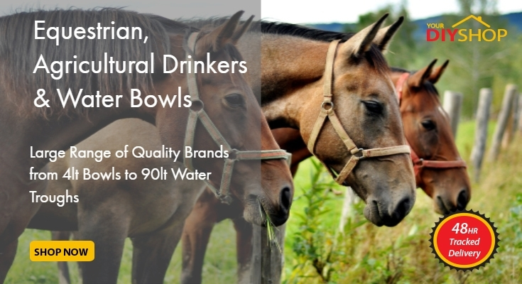 Horse & Pony Water Troughs, Cattle Drinkers in a Range of Sizes - FAST DELIVERY!