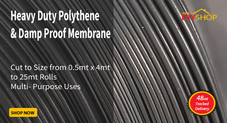 Polythenes and Damp Proof Membranes