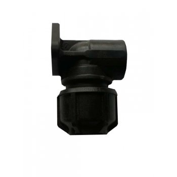 Philmac 20MM PHILMAC Wallplate Elbow PVC 9022