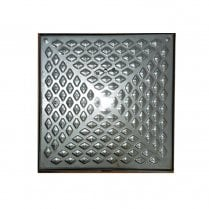 Galvanised Manhole Drain Cover 450mm X 450mm 10Ton