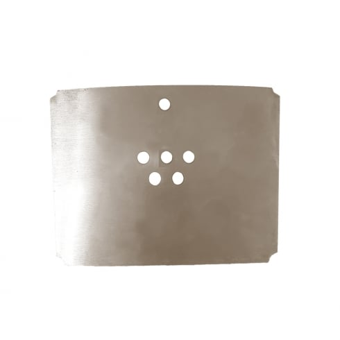 Fire Grate & Fuel Saver Plate