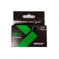 Arrow Staples JT21  - Various Sizes