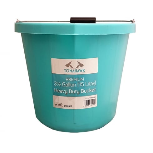 Atko Premium Heavy Duty Feeder Bucket 15Lt