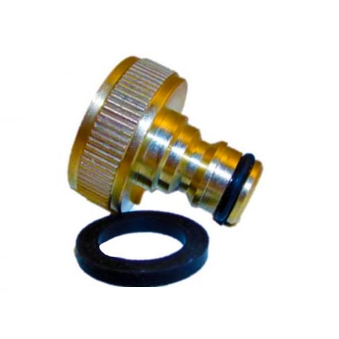 Atoni Brass Tap Connector 3/4 Farmers Tap