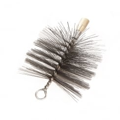 Wire Chimney Brush - Cleans chimneys and flues
