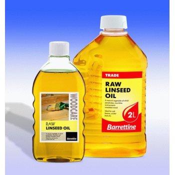 Barrettine Raw Linseed Oil 250ml