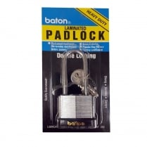 40mm Long Shackle Laminated Padlock