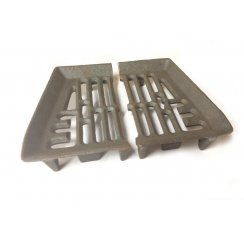 "Baxi Burnall Bottom Fire Grate D20 for a 16"" Fireplace Opening"