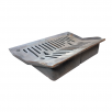 """Baxi Standard Grate for 16"""" Baxi Fireplaces"""