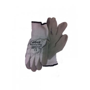 Best Thermal Gloves - Grey - Size 10 (L)