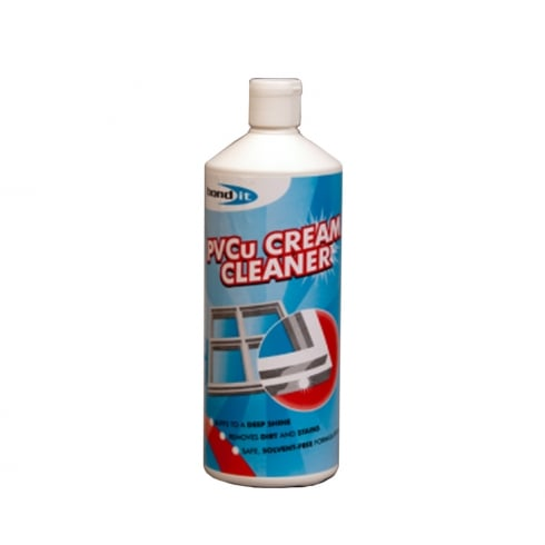 Bond It PVCu Plastic Window Cleaner -1Litre