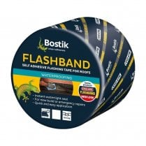 "Evostik 10m Flashband Self Adhesive Sealant Strip - 225mm (9"")"