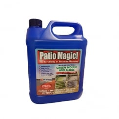Patio Magic | Concrete Slabs | Paving Cleaner
