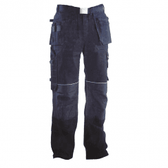 Buckler Buckskinz BX001 Black Combat/Work Trouser