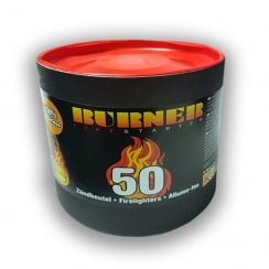 Burner Fire Starter Barrel (50)