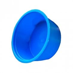 Land Drain End Cap for 60mm 2""