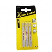 CK Tools 3pack Jigsaw Blades Type A