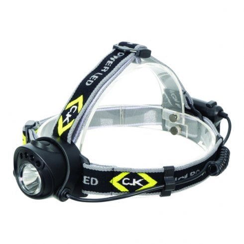 Ck Tools C.K LED Head Torch 150 Lumens T9612