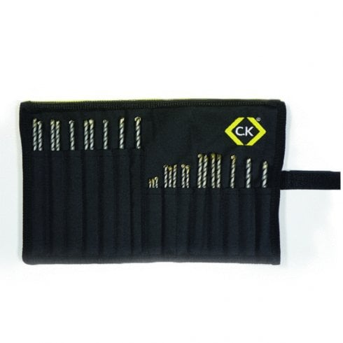Ck Tools C.K Masonry Drill Bit Set of 25pcs T3131