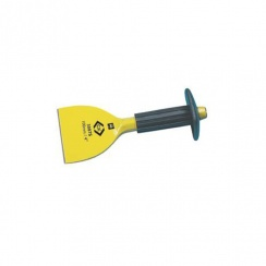 CK Bolster Chisel With Guard 100mm T3087S