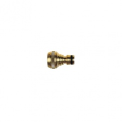 "Ck Hose Connector Brass Male 1/2"" 7904"