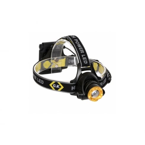 LED Head Torch - 200 Lumens