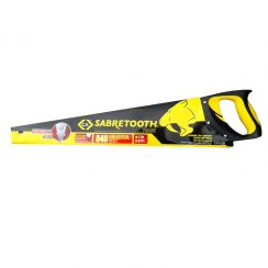 "T0840 Sabretooth Universal Hardpoint Trade 22"" Wood Hand Saw"