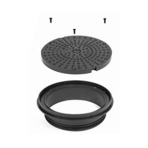 Clark Drain Circular cover and frame CD352