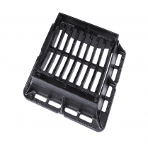 Dished Top Ductile Iron Gully Grate and Frame CD 60DDI KMC