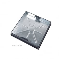Square to Round Recessed Block Pavior CD450SR