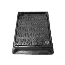Stop Cock Box / Toby Box (Cast Iron)