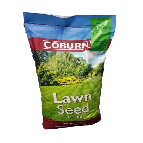 Coburns Lawn Seed 12.5kg