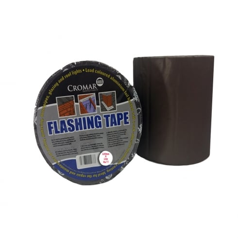 Cromar Building Products Cromar Flashing Tape Self Adhesive Sealant Strip  10M X 100MM FLASHBAND