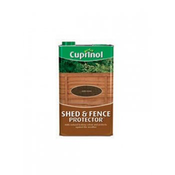 Cuprinol Shed and Fence Protector 5L -Various Colours