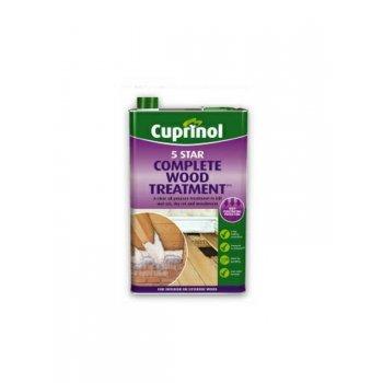 Cuprinol WOODWORM TREATMENT 5LT 051912