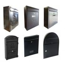 De Vielle Post Boxes