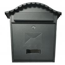 Traditional Grey Post Box