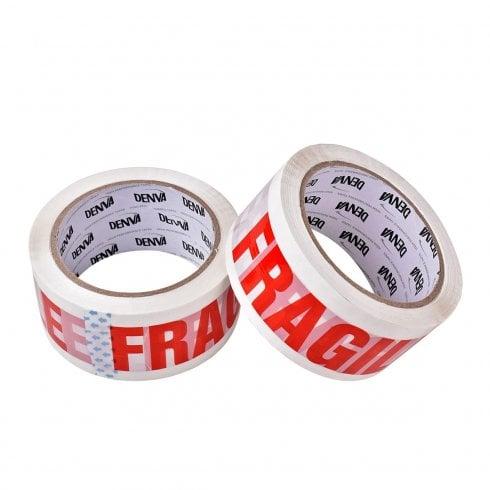 DENVA Fragile Tape 48mm x 66 meters