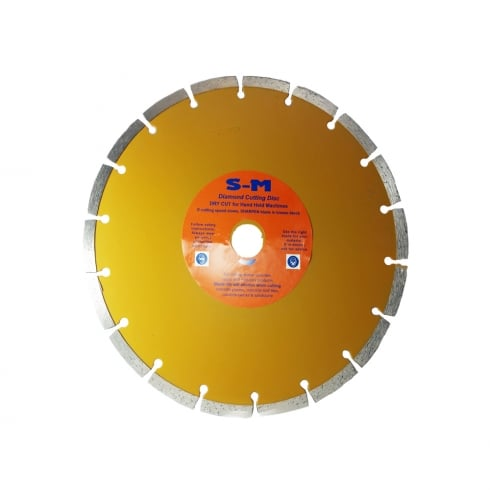 "Diamond Jack DIAMOND BLADE 9"" SITE MASTER SM turbo 230"