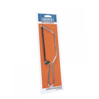 Draper 150mm Junior Hacksaw With Blade