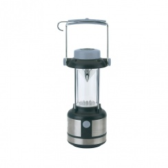 17 LED Water-Resistant Utility Lantern (Requires 4 X C Batteries)