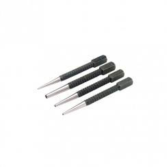 DRAPER 4 PC CUPPED NAIL SET