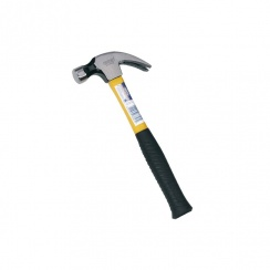 Draper 450G (16 oz) Fibre Glass Shafter Claw Hammer