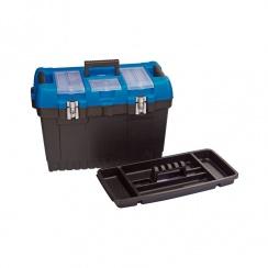 560MM JUMBO TOOL BOX WITH TOTE TRAY