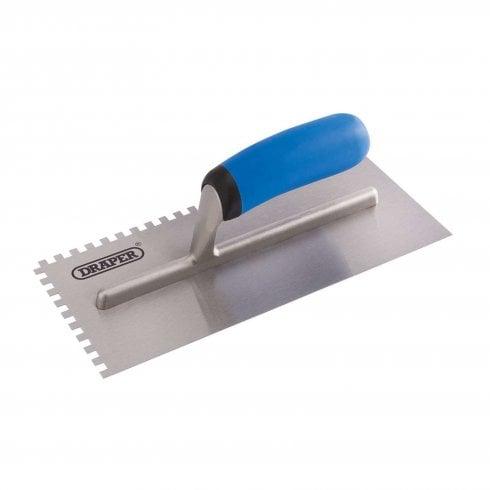 Draper Adhesive Spreading Trowel  120 x 280mm