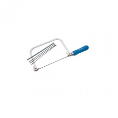Draper Coping Saw and 5 Blades