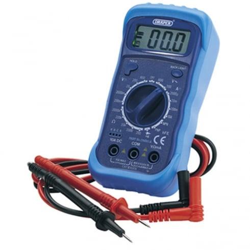 Draper Digital Multimeter