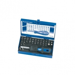 Draper Expert 42 Piece Security Bit Set 03108