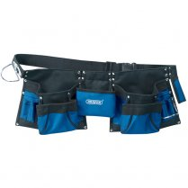 Heavy Duty Double Tool Pouch